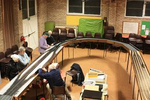 Solihull Model Railway Circle - O Gauge Layout