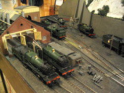 Solihull Model Railway Circle - Cherwell Engine Shed