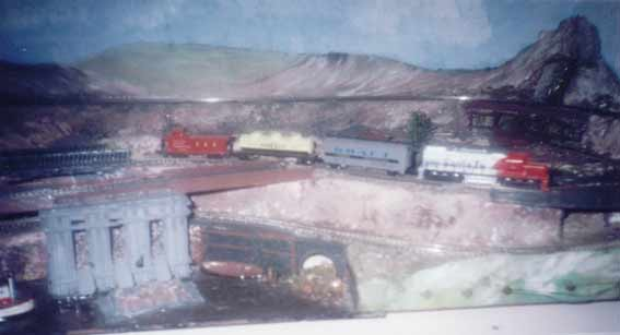 Solihull Model Railway Circle - Laxey