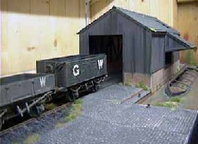 Solihull Model Railway Cirlce - Lenches Bridge