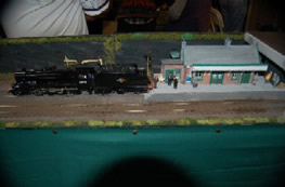 Solihull Model Railway Cirlce - New Harbour Junction